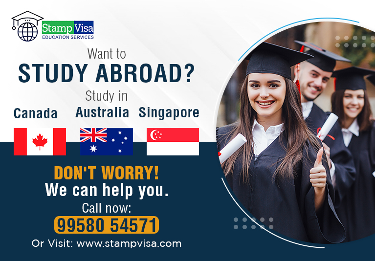 Study Abroad Consultants in Nehru Place